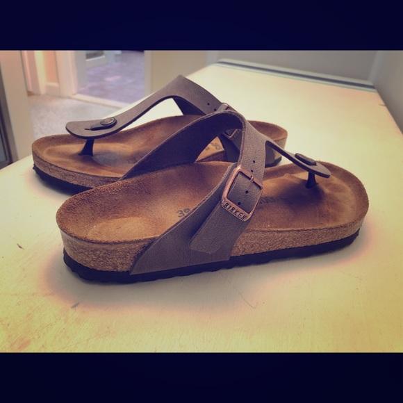 85b8a71066a8 Birkenstock Shoes - Birkenstock women s Gizeh Birkibuc